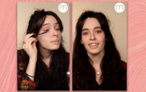 Tuto make up facile : se maquiller les yeux façon 80's comme Paola !