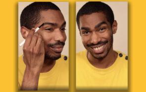 Le tuto d'Anthony pour avoir des sourcils parfaits en 3 étapes seulement