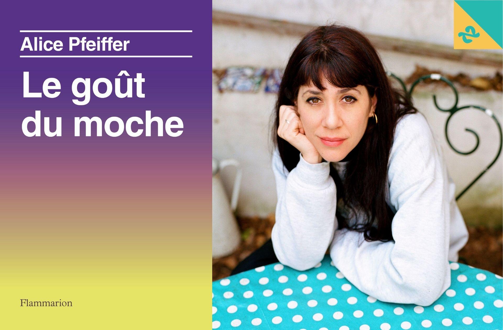 Alice Pfeiffer, autrice du livre Le Goût du moche