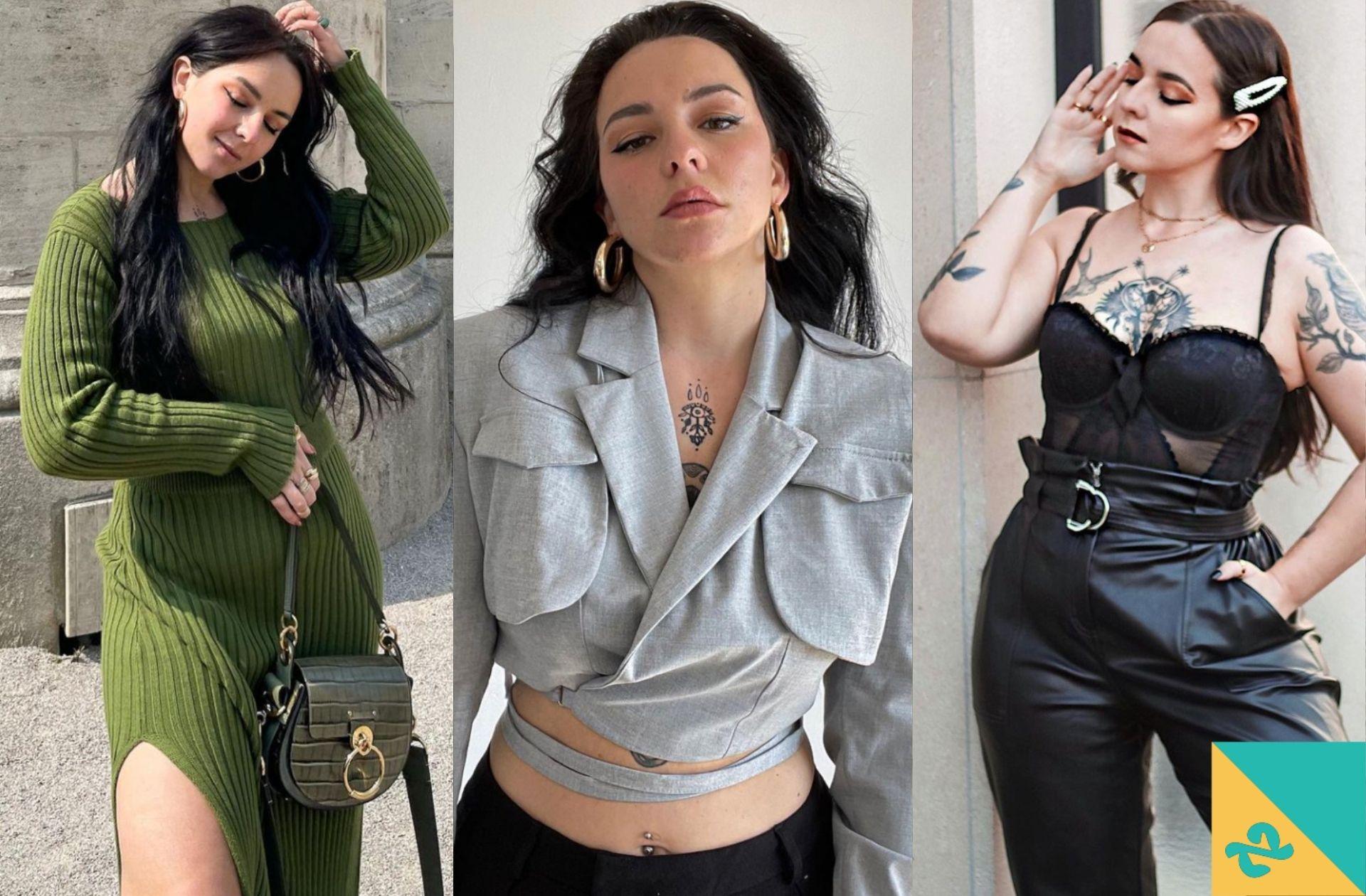 Charlotte Pouget, youtubeuse mode
