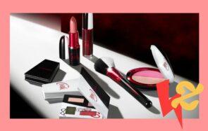 Mac Cosmetics passe du côté des méchants et lance une collection dédiée à Cruella