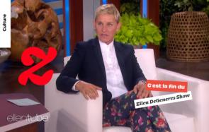 Ellen DeGeneres arrête son fameux talkshow après des accusations de comportement toxique