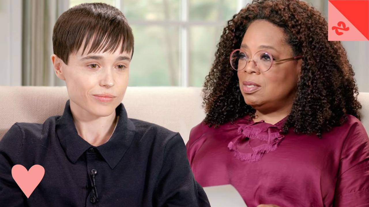 L'interview d'Elliot Page par Oprah en 5 moments forts
