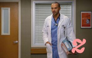 Jackson dans « Grey's Anatomy », c'est fini… Mais avec un départ en beauté