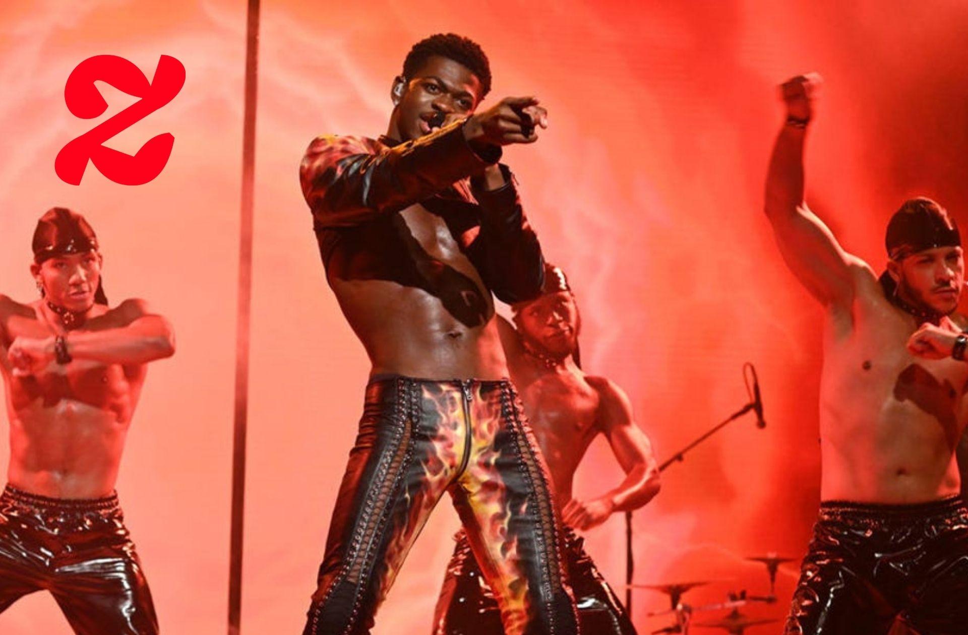 Lil Nas X explose sa braguette en direct : un air de Janet Jackson mais sans les conséquences sexistes