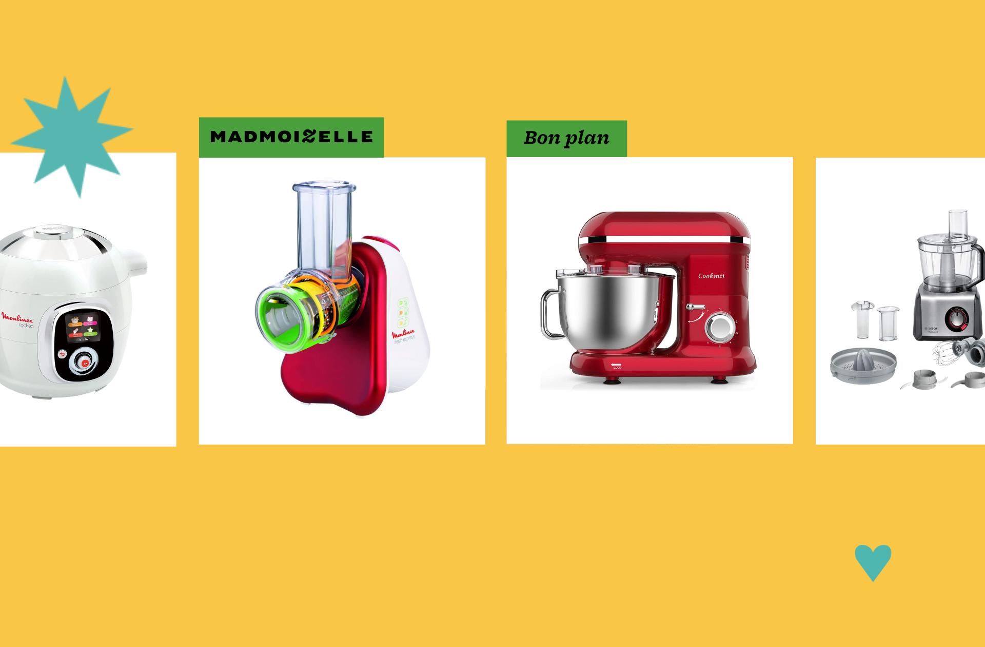5 robots de cuisine pour rejouer «Top Chef» chez vous (sans Etchebest par contre)