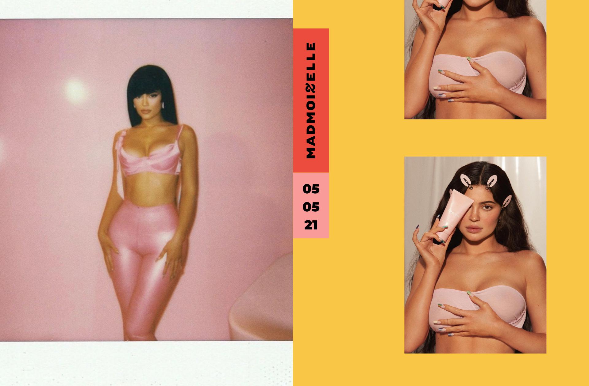 Kylie Jenner efface le contenu Instagram de Kylie Cosmetics et on se pose 1000 questions