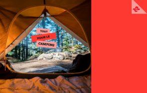 Tout ce dont vous avez besoin pour camper (ou presque) est ici