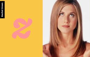 Alerte, on sait enfin quel crayon et rouge à lèvres Jennifer Aniston a utilisé dans «Friends»