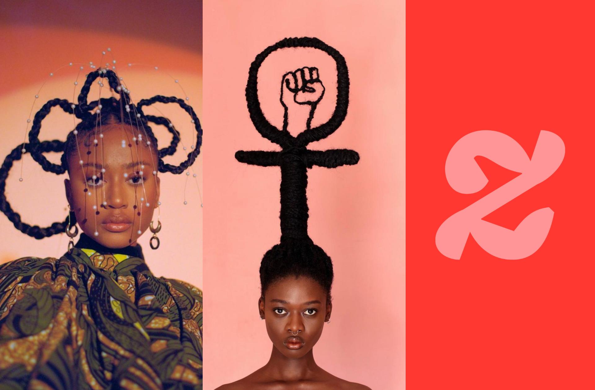5 artistes qui démocratisent le sculptural hair