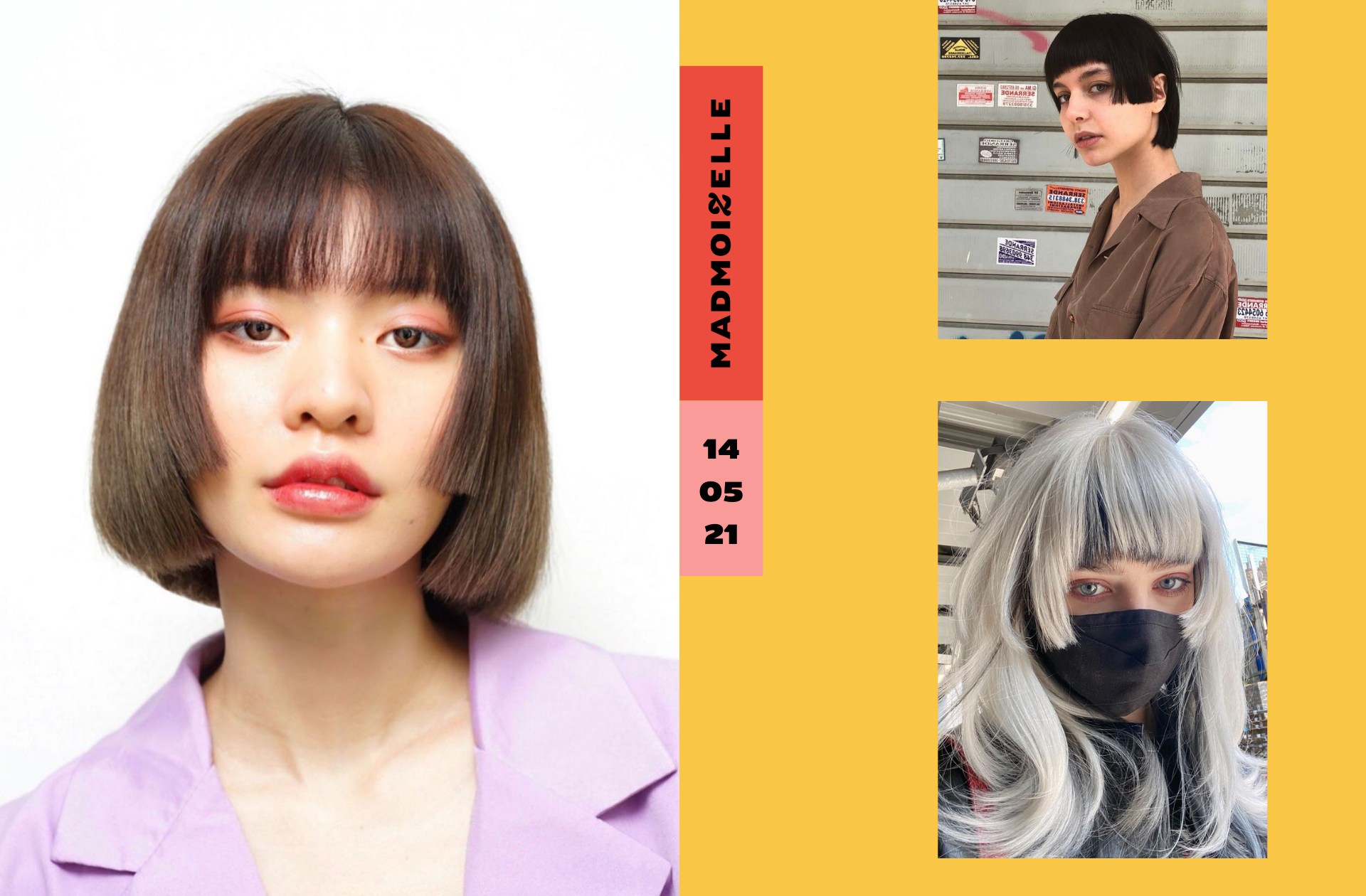 Découvrez la «hime cut», la coiffure made in Japan qu'on voit partout en ce moment