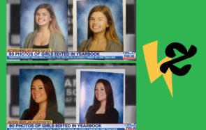 La « tenue républicaine », c'est outre-Atlantique aussi : un lycée a censuré les clichés des filles