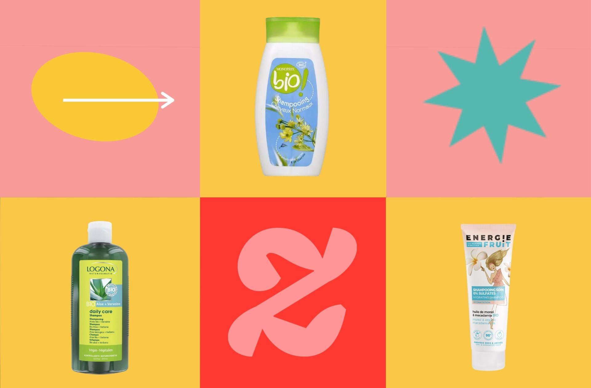 Et voilà les 3 meilleurs shampoings du marché selon 60M de consommateurs !
