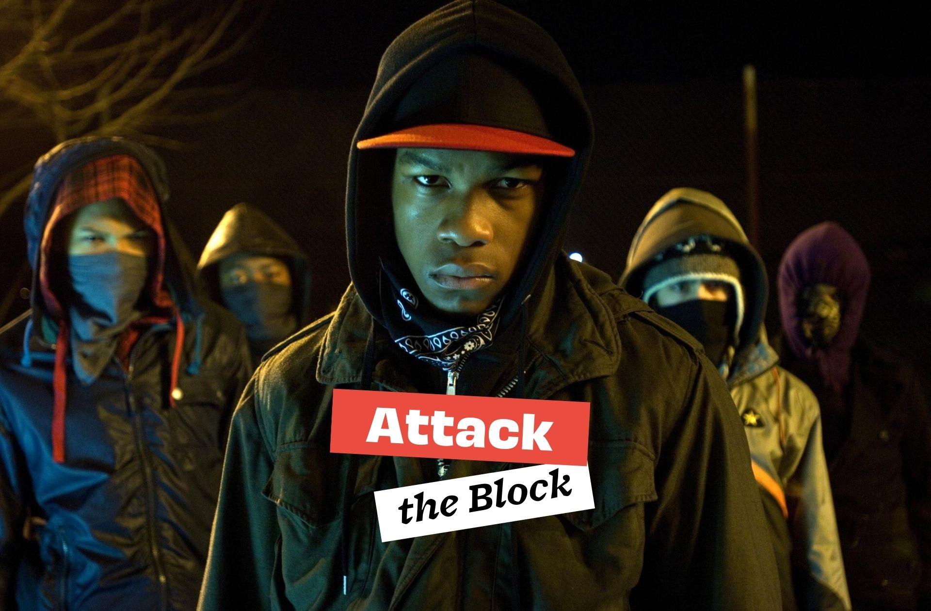 John Boyega revient pour «Attack the Block 2» et l'enthousiasme est présent