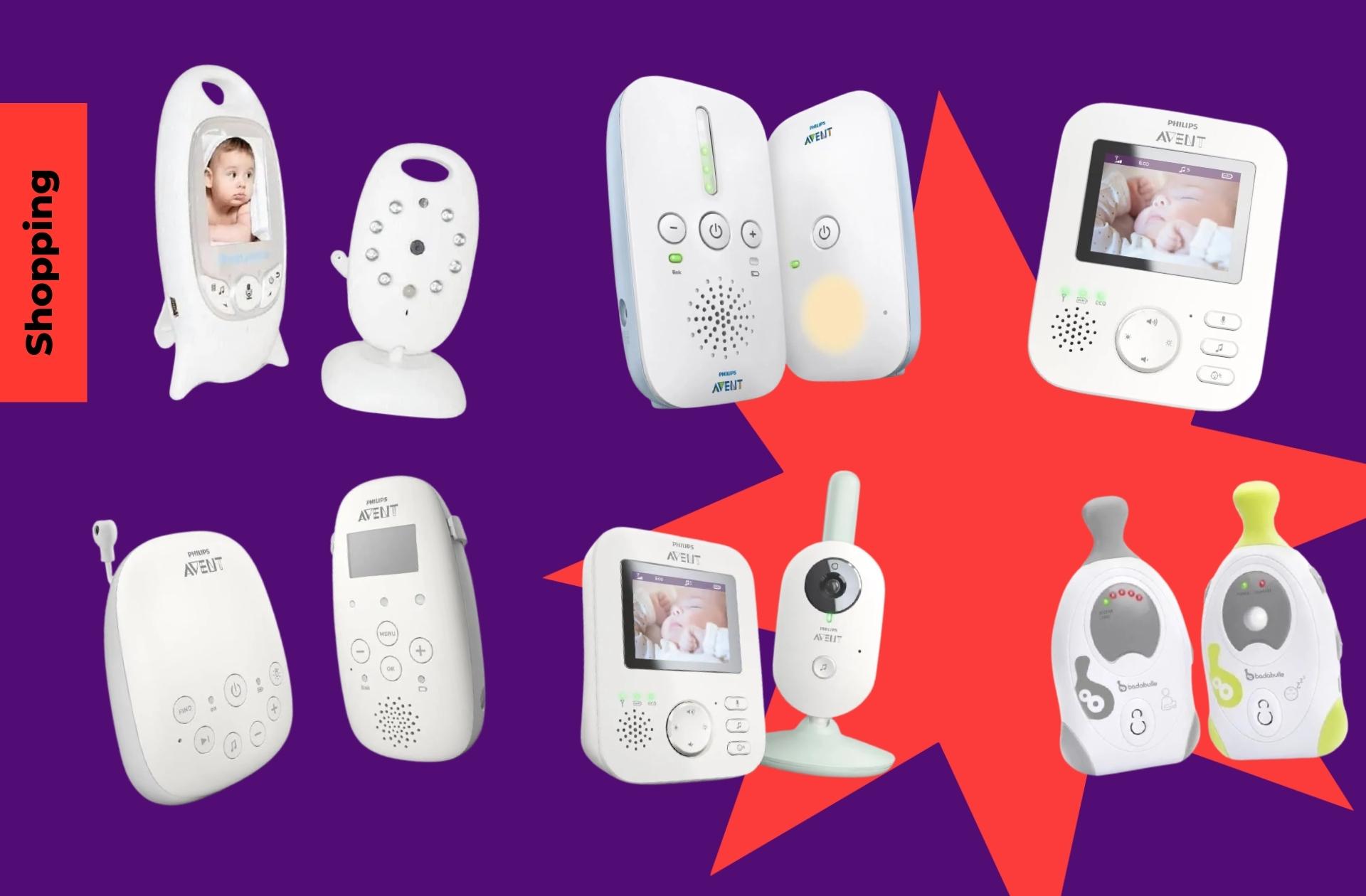 C'est le moment ou jamais de choisir un baby-phone parmi ces 9 références en promo