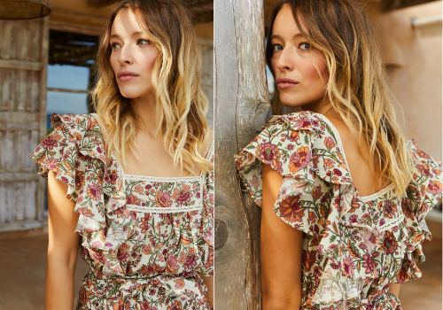 blouse collection Plein Soleil Petite Mendigote