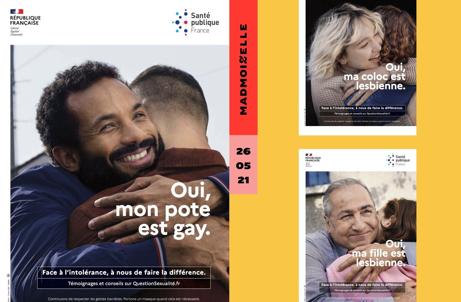 «Oui, mon pote est gay»: pourquoi ces affiches contre les LGBTIphobies font un flop