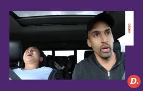 Cette vidéo d'accouchement dans une voiture va changer votre vision de la naissance