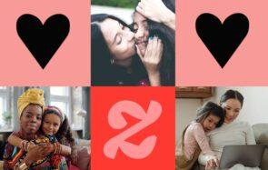 Pour la fête des Mères, 3mères immigrées et leurs enfants sont à l'honneur