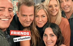 """Rires, larmes, nostalgie, le cocktail de la «réunion """"Friends""""» est officiellement réussi"""