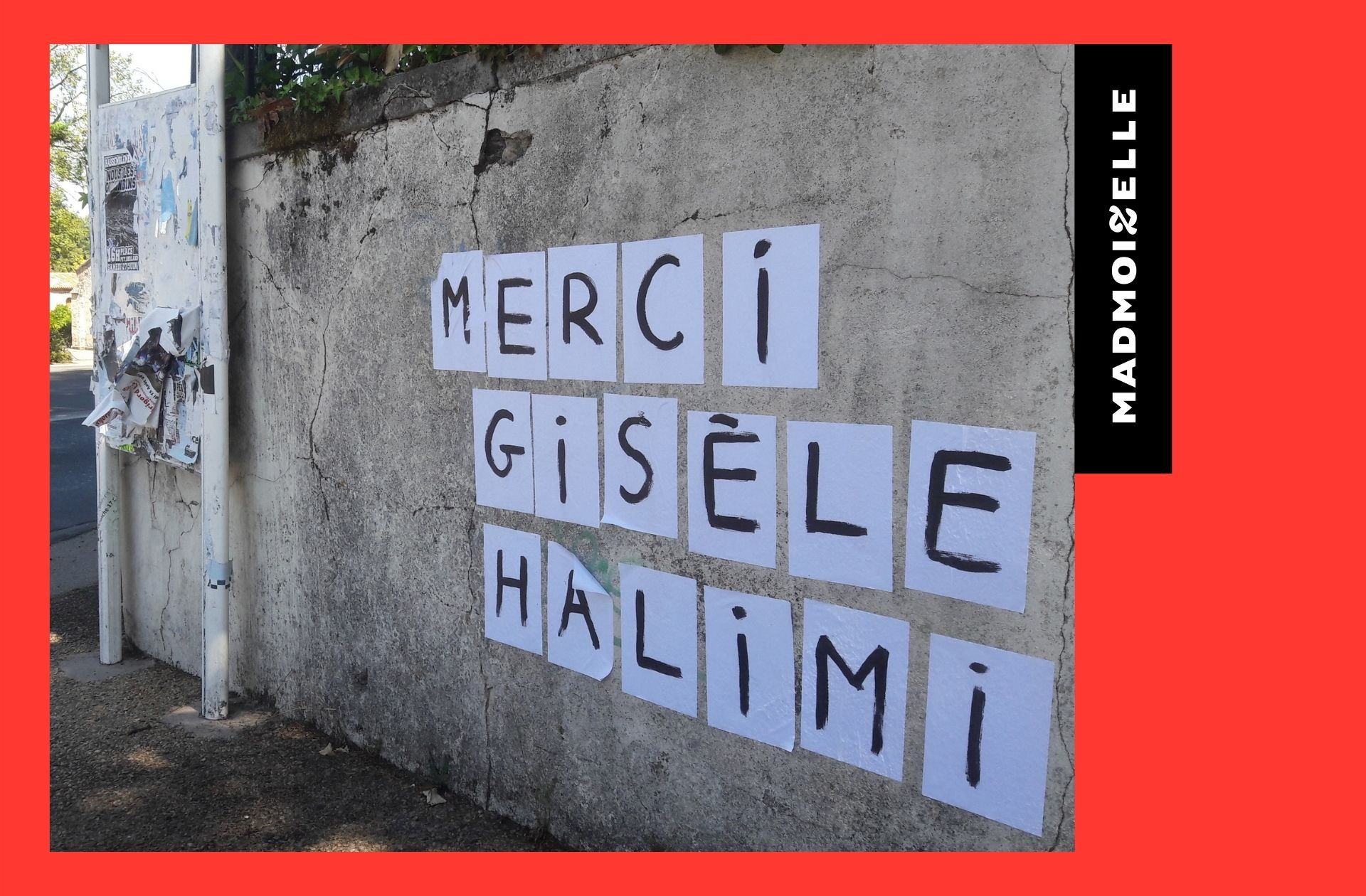 Gisèle Halimi dénonçait la colonisation. Cela va peut-être lui coûter sa place au Panthéon