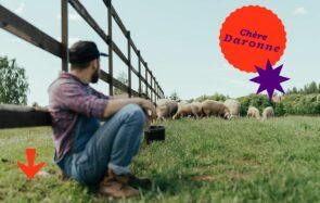 Help, mon mec veut vivre à la campagne mais il confond les vaches et les moutons