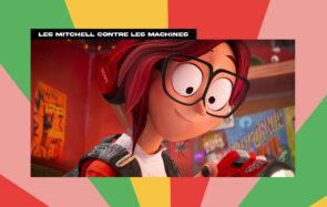 De la représentation LGBTI+ dans un film d'animation ? Facile, «Les Mitchell contre les machines» l'a fait