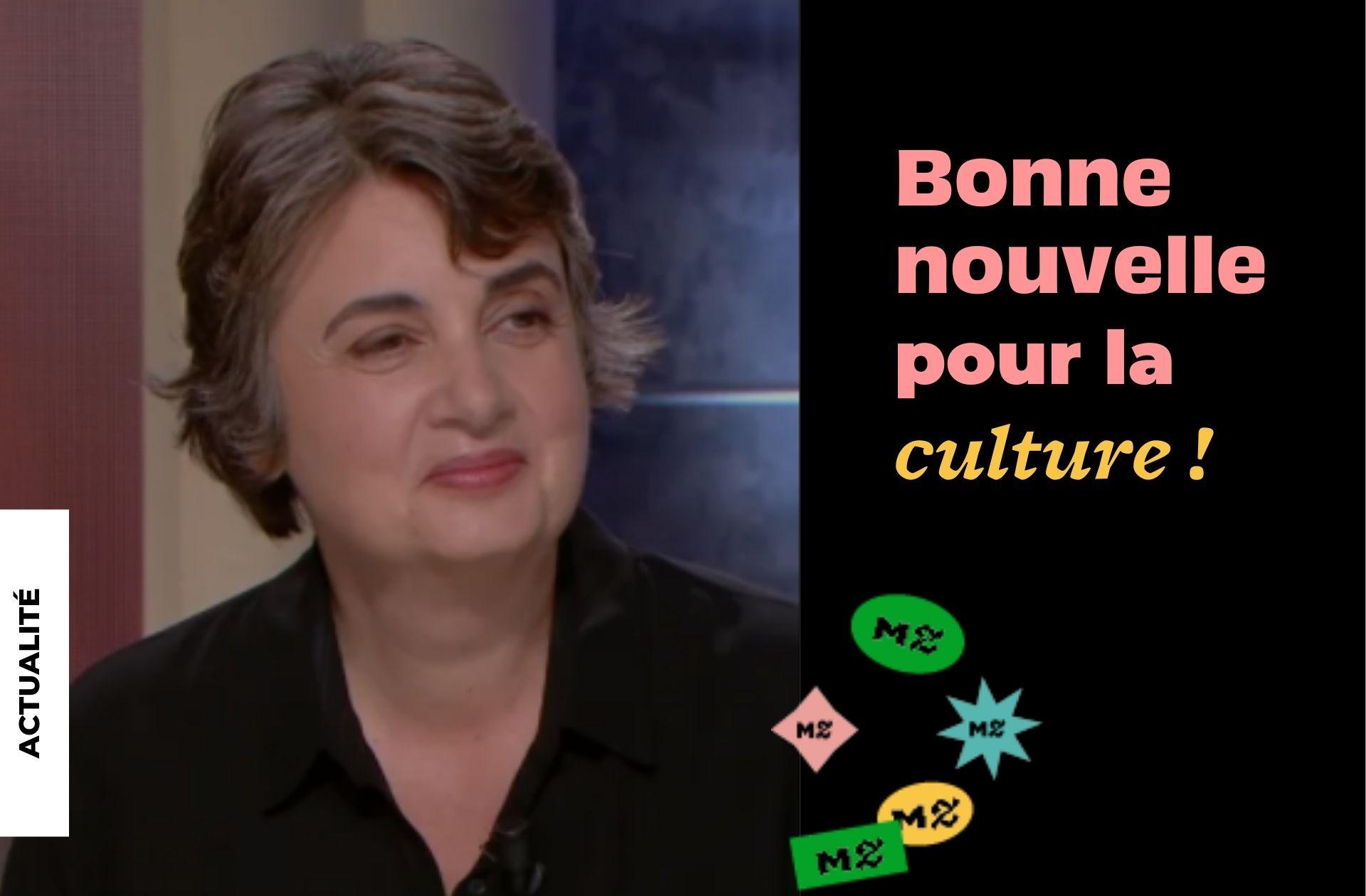 Enfin une femme à la tête du Louvre, bienvenue Laurence des Cars !