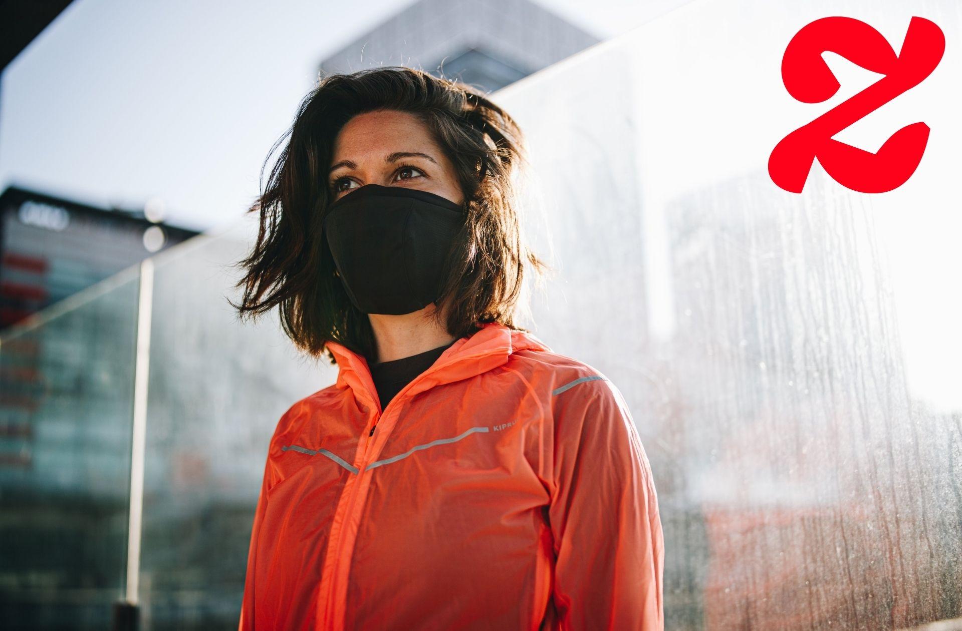 Le masque anti-Covid « spécial sport » de Decathlon, ça change quoi au juste ?