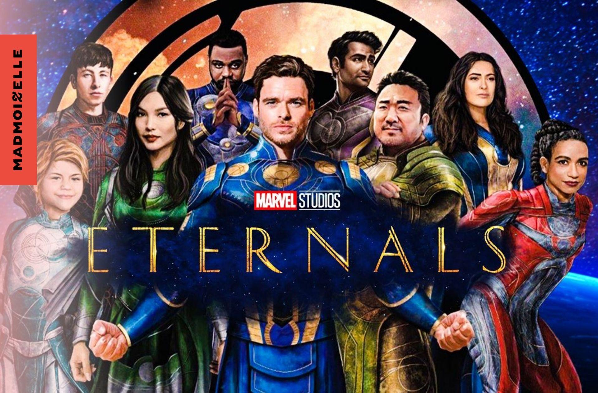 « Les Éternels » invite chez Marvel Angelina Jolie, Kit Harington, Chloe Zhao, Richard Madden…