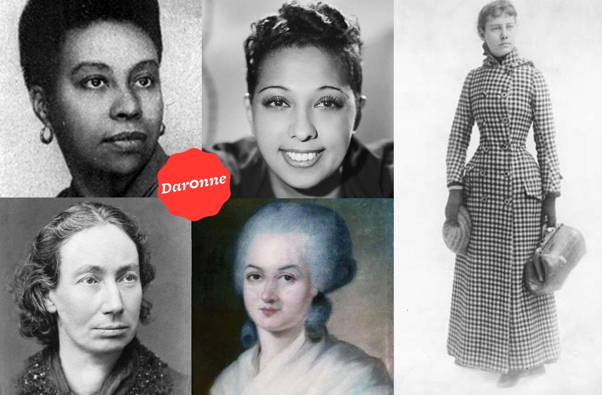 10 prénoms de filles inspirés par des femmes qui ont marqué l'Histoire