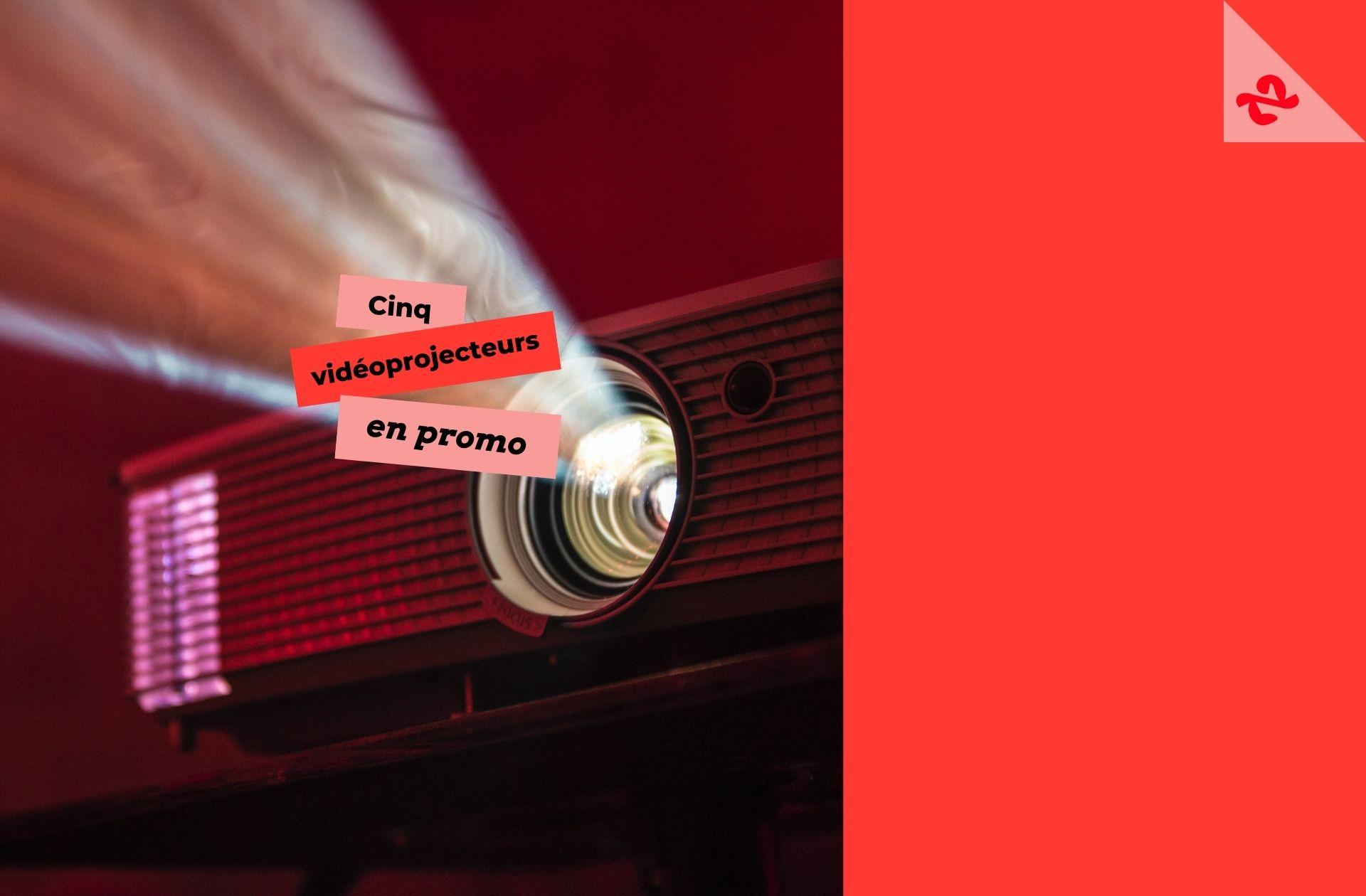 5 vidéoprojecteurs en promo pour un home cinéma maison sans investir un PEL