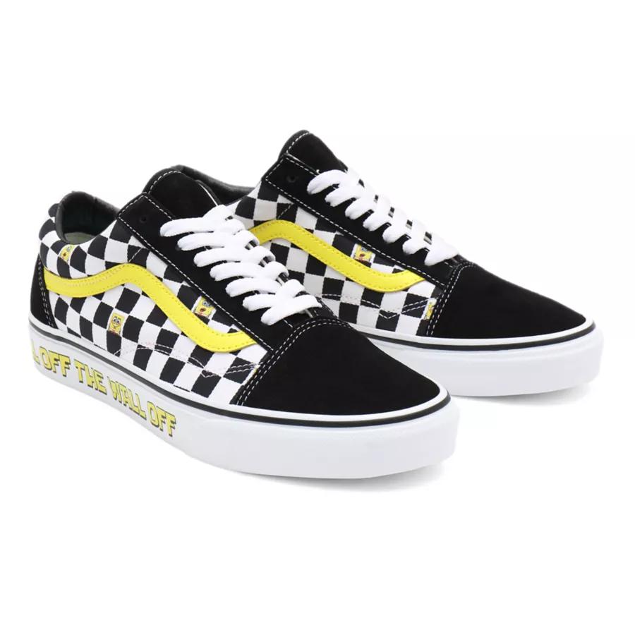 Chaussures Vans x Spongebob Old Skool, 90€