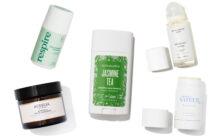 5 déodorants clean à l'efficacité prouvée (histoire de ne pas sentir des aisselles cet été)