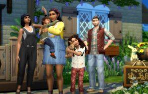 Les Sims Cottage life