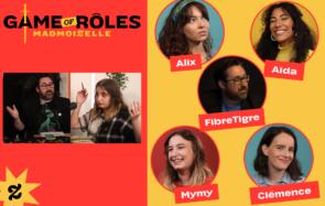 «Game of Rôles Madmoizelle» S01E04 – Partie 3 : Burger Quiz en EHPAD