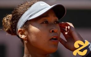 Après son retrait de Roland-Garros, Naomi Osaka a pu compter sur un soutien inattendu