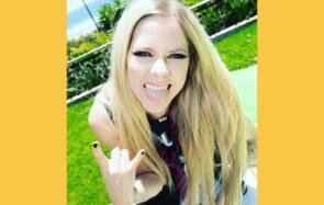 Avril Lavigne débarque sur TikTok, et on revient tous en 2003
