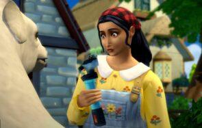 L'extension Cottage Living des «Sims» est-elle un piège à lesbiennes?