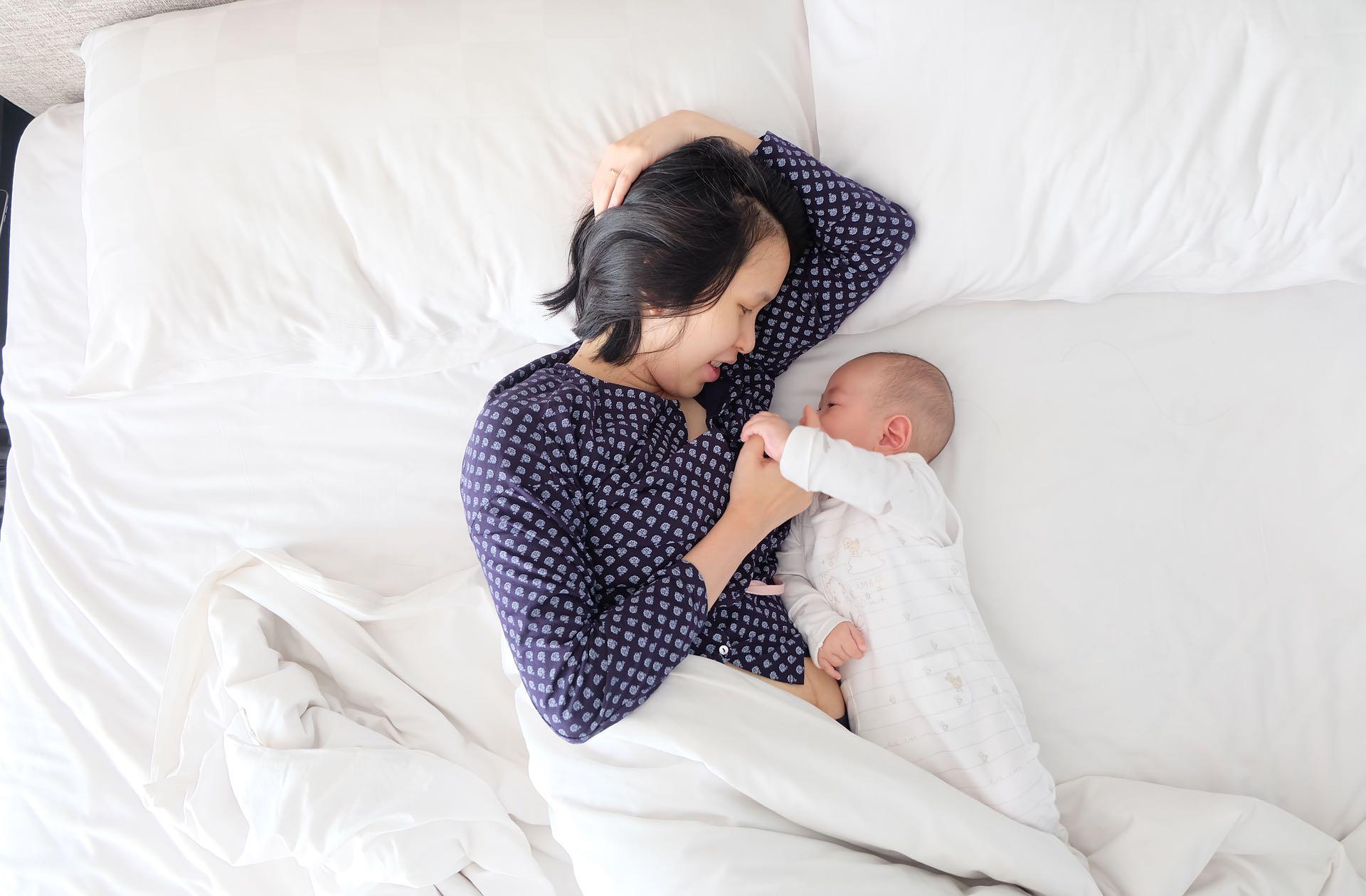 Sans surprise, le Covid a aussi fait du mal aux mères et augmenté les dépressions post-partum
