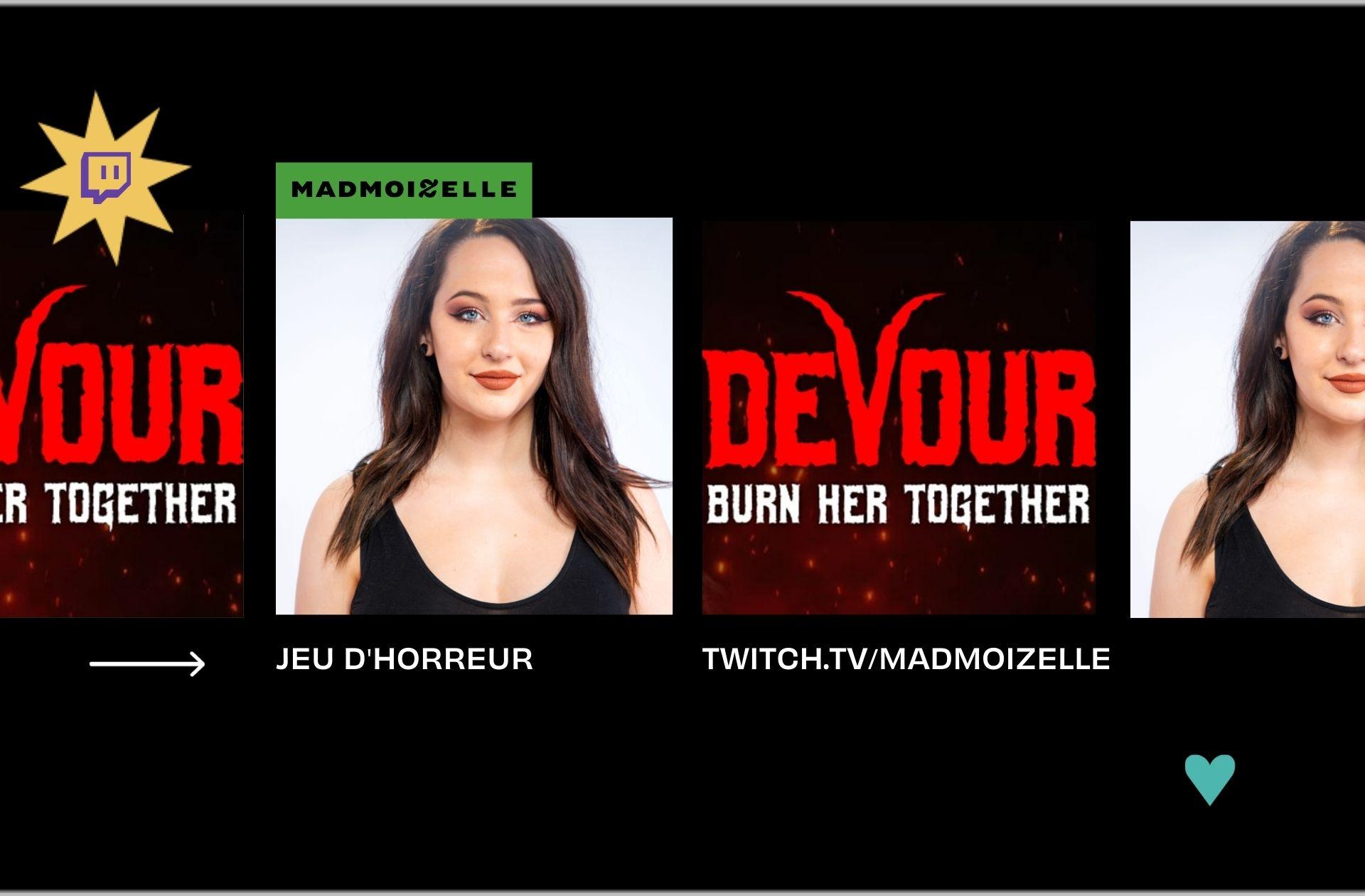 Ce soir sur Twitch, grosse flippe avec «Devour», un jeu d'horreur en multi!