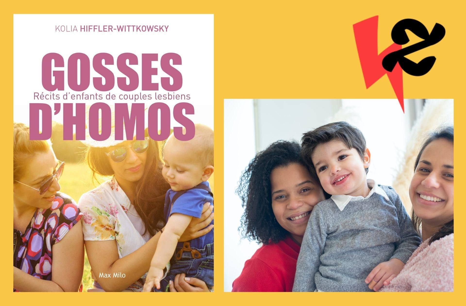 «On naît en assumant d'avoir deux mères»:des enfants élevés par des couples lesbiens se racontent