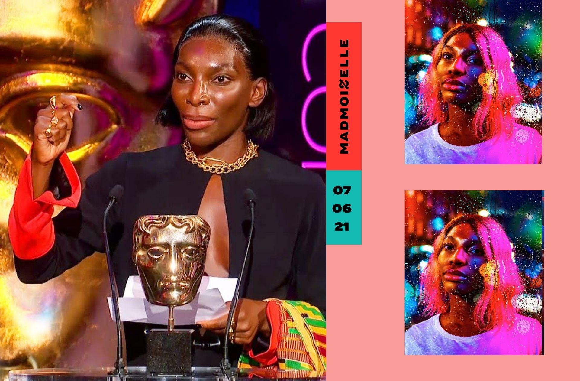 «Merci d'exister»:Michaela Coel dédie son BAFTA à la coordinatrice d'intimité d'«I May Destroy You»