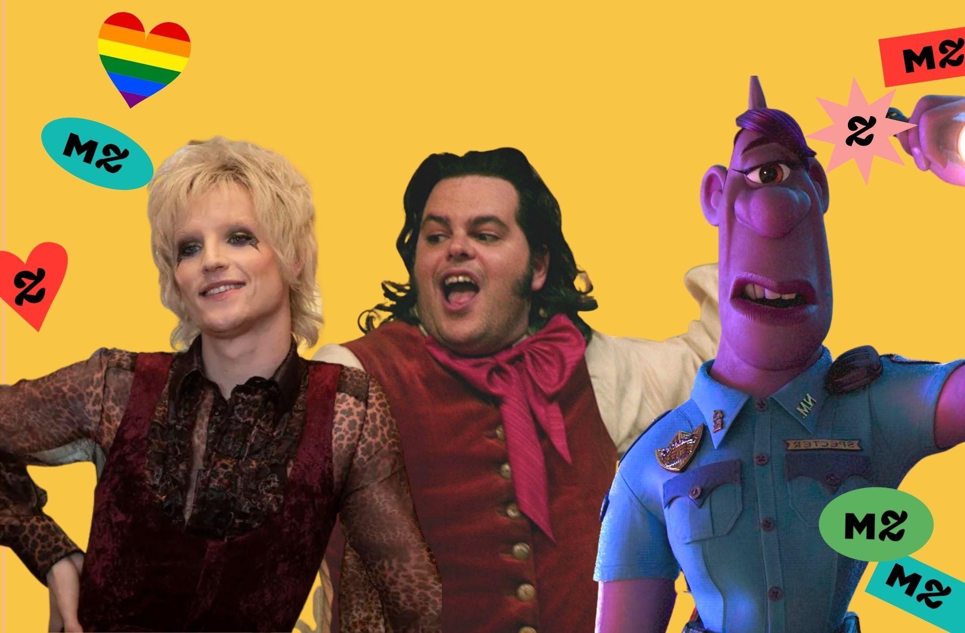 Salut Disney, ça commence à se voir que la représentation LGBTI+ ne vous intéresse pas vraiment