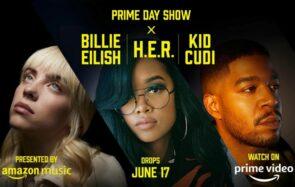 Célébrer la fête de la musique avec Billie Eilish, Kid Cudi et H.E.R, ça vous dit?