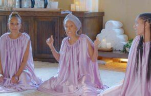 Jada Pinkett-Smith, sa mère et sa fille testent le vagina steaming et euh… de notre côté, ça va aller en fait