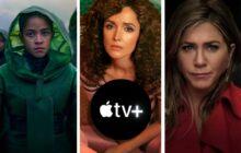 Comment ça, «y a rien à regarder»? Et les séries Apple TV+, alors?