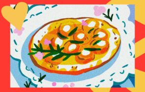 La recette de saison, édition juin:la tarte abricots-romarin, une tuerie à tous les coups