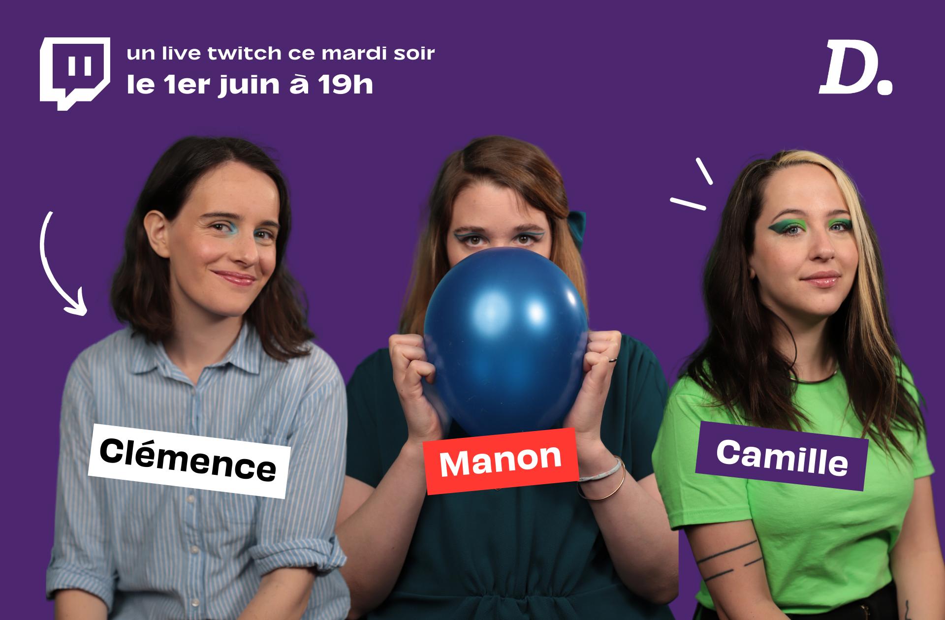 Un live Twitch sur la vraie vie des daronnes ? C'est ce soir pour la journée des parents !