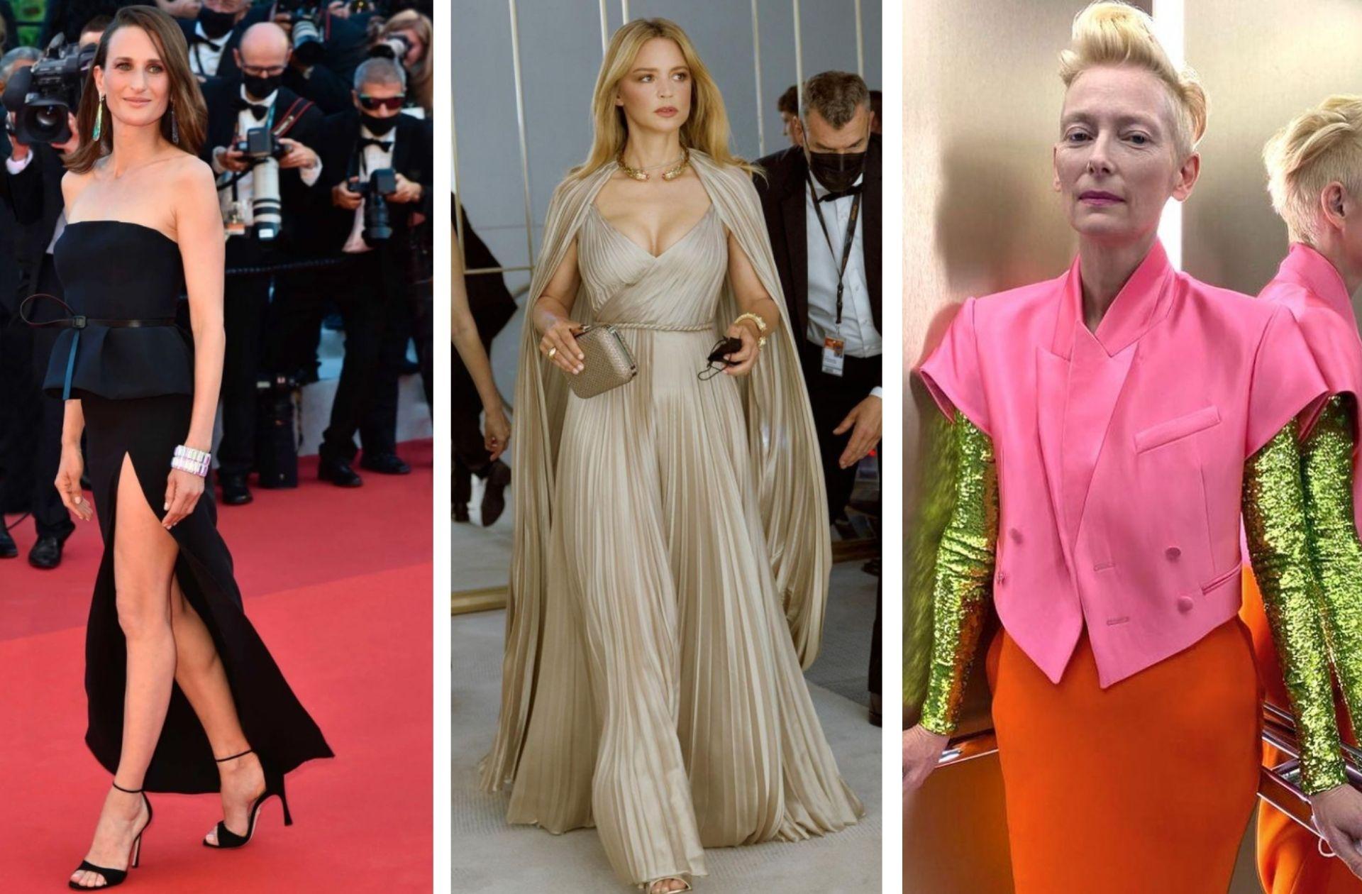 Virginie Efira, Marion Cotillard, Camille Cottin… Les Françaises règnent sur le tapis rouge de Cannes, et ça fait zizir